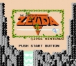 Legend of Zelda Start Screen